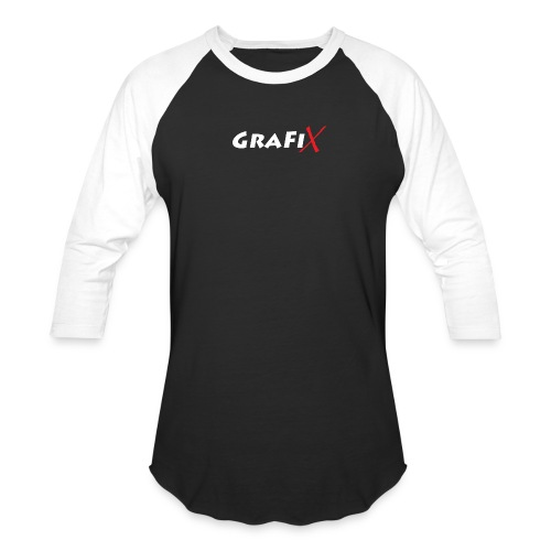 Grafix - Baseball T-Shirt