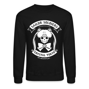 Moon's Angels - Crewneck Sweatshirt