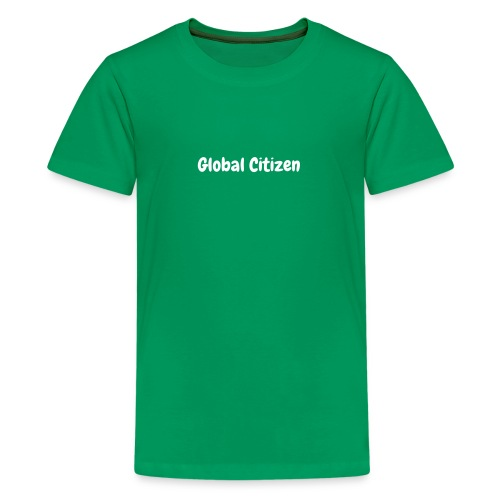 Global Citizen—Kid T-Shirt - Kids' Premium T-Shirt