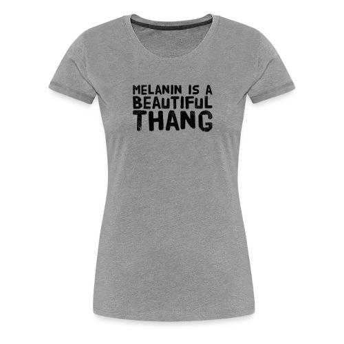 Beautiful Thang - Women's Premium T-Shirt