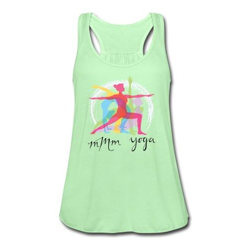 MMM Yoga Shirt - Women's Flowy Tank Top by Bella