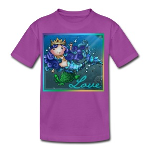 Little Mermaid kids premium T - Kids' Premium T-Shirt