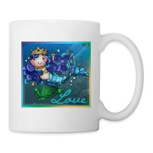 Little Mermaid Mug - Coffee/Tea Mug