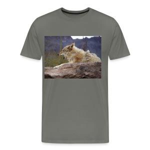 Coyote - Men's Premium T-Shirt