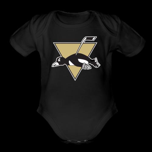 Deadguins Onesie (Short Sleeve) - Short Sleeve Baby Bodysuit