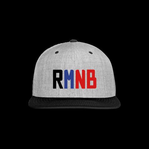 RMNB Snap-back hat - Snap-back Baseball Cap