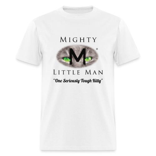 Mighty Little Man T-Shirt - Men's T-Shirt