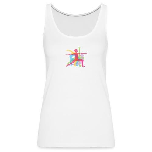 MMM Yoga Shirt - Women's Premium Tank Top
