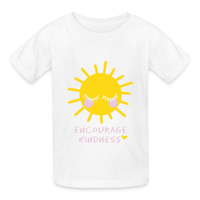 Encourage Kindness with Sun