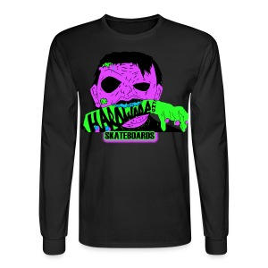 ZOMBIE  - Men's Long Sleeve T-Shirt