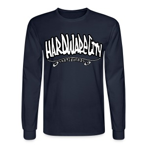 ROLLING HARDWARE CITY - Men's Long Sleeve T-Shirt