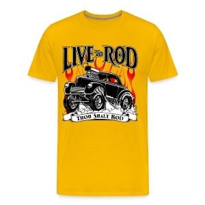 41 Willys Gasser premium T - Men's Premium T-Shirt