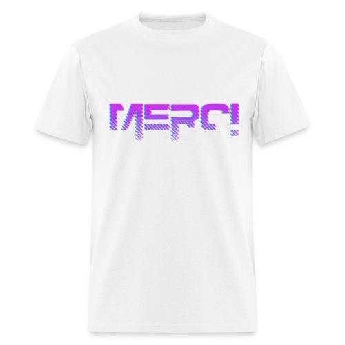 Merci Pink NB - Men's T-Shirt
