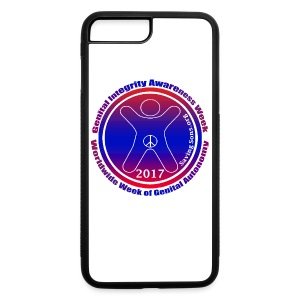 GIAW 2017 - iPhone 7 Plus Rubber Case