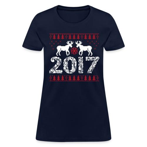 New year 2017 - Women's T-Shirt