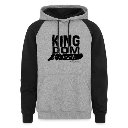 Kings Kingdom Hoodie - Colorblock Hoodie