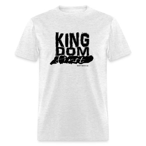 Kingdom First Tee  - Men's T-Shirt