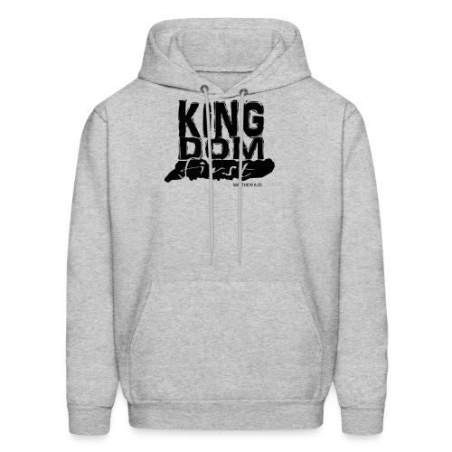 Mens Kingdom First Hoodie - Men's Hoodie