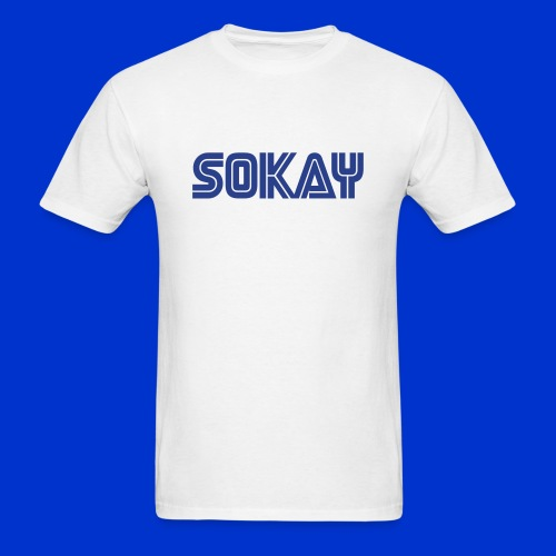 Sokay x Sega shirt - Men's T-Shirt