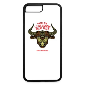 Taurus Sun iPhone 7 Plus Rubber Case  - iPhone 7 Plus Rubber Case