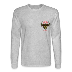 Taurus Sun Men's Long Sleeve T-Shirt - Men's Long Sleeve T-Shirt