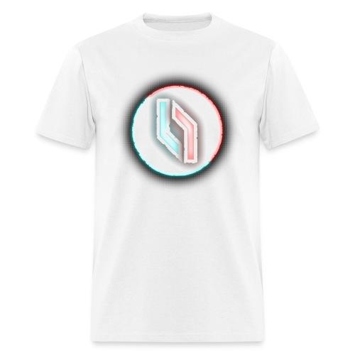 Men's Neon Logo - Men's T-Shirt