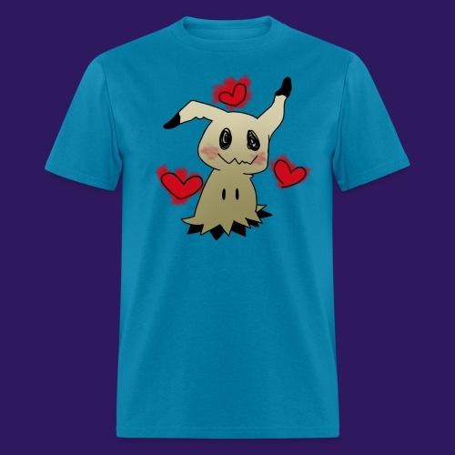 Mimikyu the Friend - Men's T-Shirt