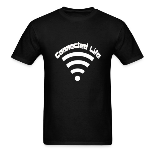 Connected Life - Men's T-Shirt