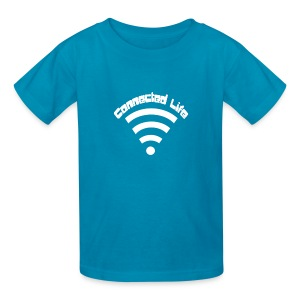 Connected Life - Kids' T-Shirt