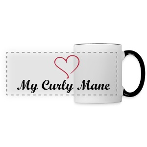 My Curly Mane Mug - Panoramic Mug
