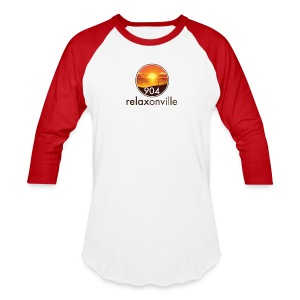 Baseball T-Shirt Sunset - Baseball T-Shirt