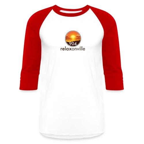 Baseball T-Shirt Sunset - Baseball T-Shirt