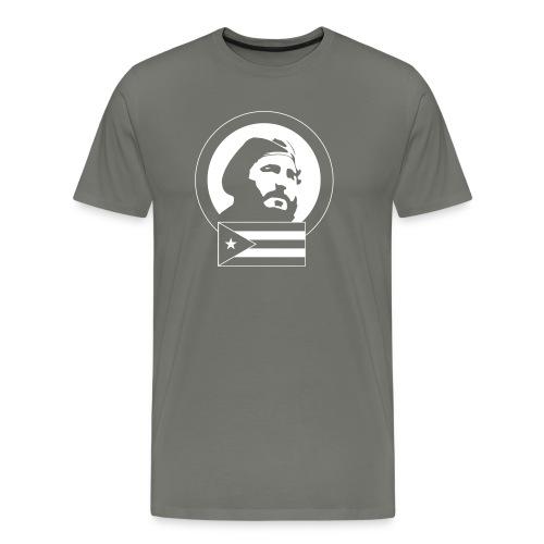 Fidel Castro T-shirt - Men's Premium T-Shirt