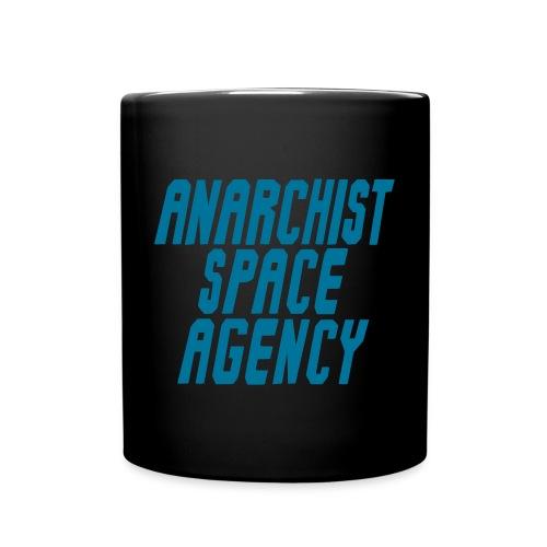 Anarchist Space Agency Mug - Full Color Mug