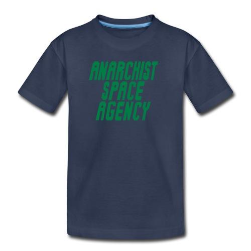 ASA Blue Tee - Toddler Premium T-Shirt
