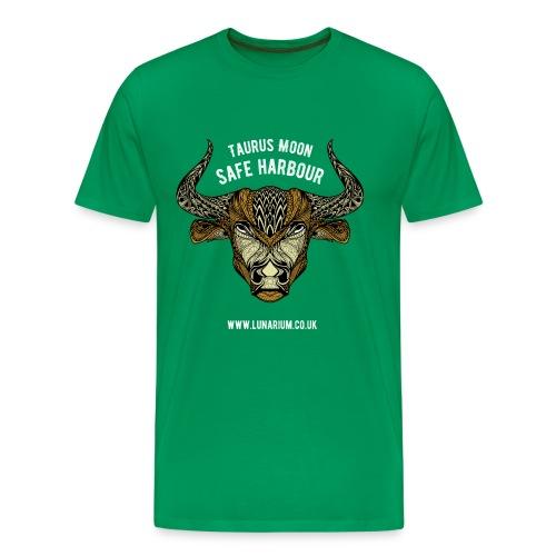 Taurus Sun Men's Premium T-Shirt - Men's Premium T-Shirt