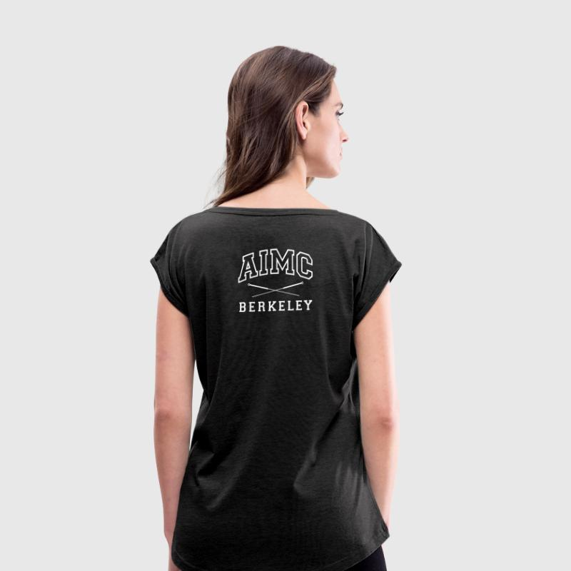 Moxa Punk TShirt - Women´s Roll Cuff T-Shirt