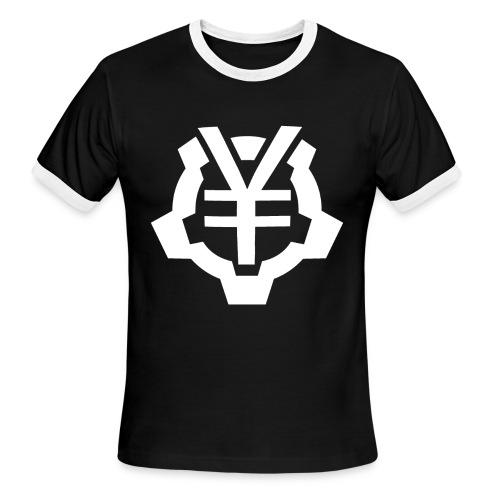 Random Tokyo - Men's Ringer T-Shirt