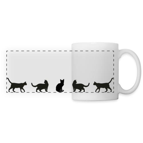 Cats (feeds 8 shelter cats) - Panoramic Mug