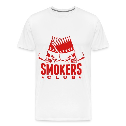Smokers Club - Men's Premium T-Shirt