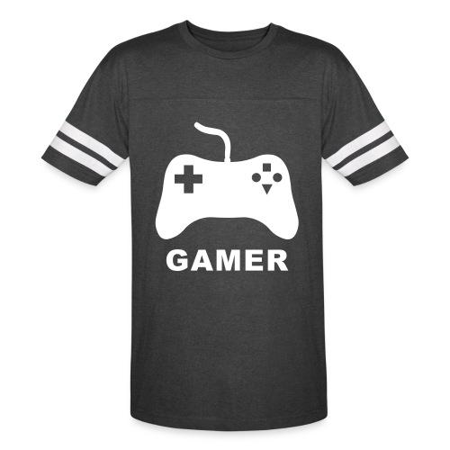 Gamer Shirt! - Vintage Sport T-Shirt