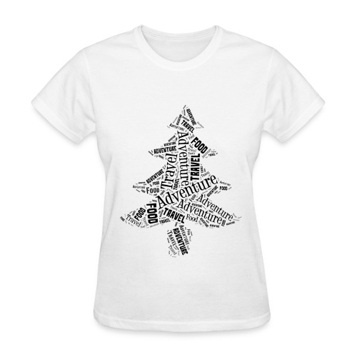 Adventure Tree Short Sleeve - Women's T-Shirt