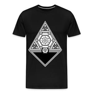 Pyramid of Flesh - Men's Premium T-Shirt
