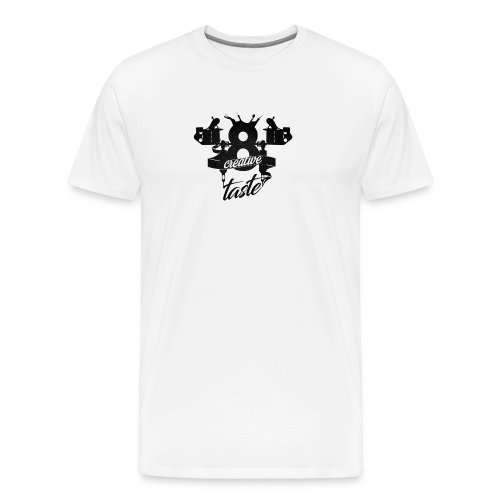 Ink Drop - Men's Premium T-Shirt