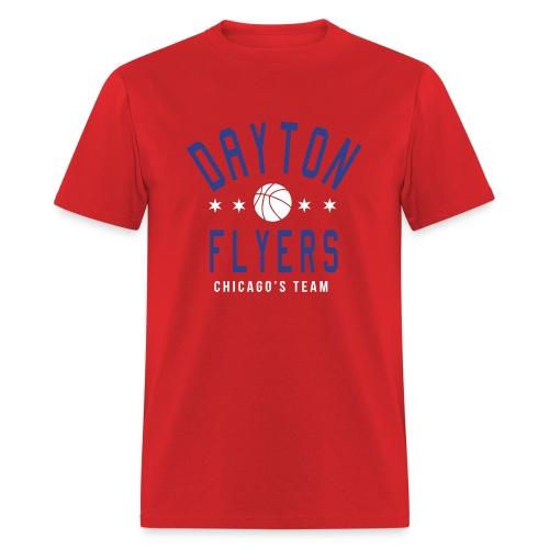 Dayton Flyers - Chicago's Team - Men's T-Shirt