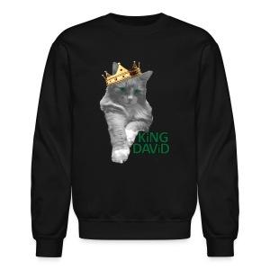 King David - Crewneck Sweatshirt