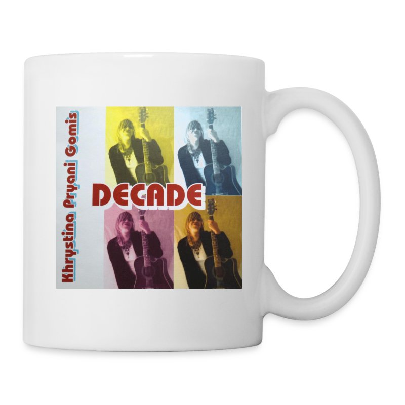Khrystina Pryani Decade Mug - Coffee/Tea Mug