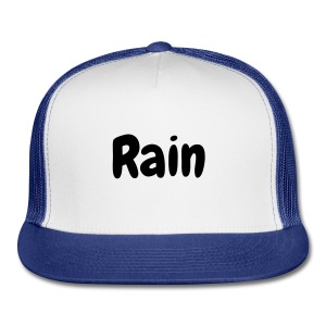 Rain hats - Trucker Cap