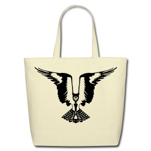 Osprey - Eco-Friendly Cotton Tote