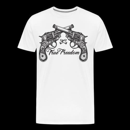 true freedom - Men's Premium T-Shirt